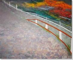 Väina tamm (maalina)